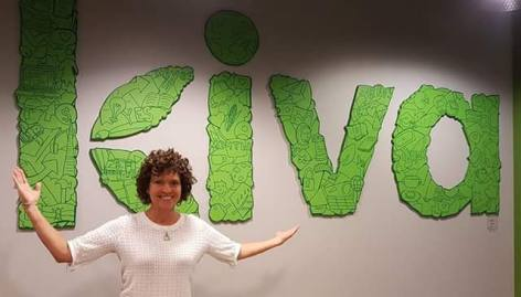 Newest Kiva Fellow